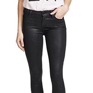 PAIGE Verdugo Ultra Skinny Black Pants ~ Size 26